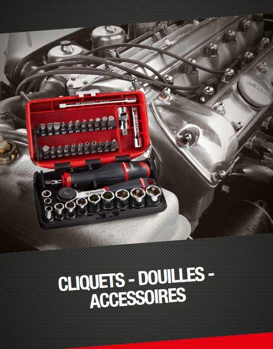 CLIQUETS - DOUILLES - ACCESSOIRES