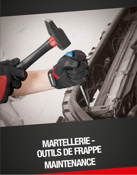 MARTELLERIE - OUTILS DE FRAPPE - MAINTENANCE