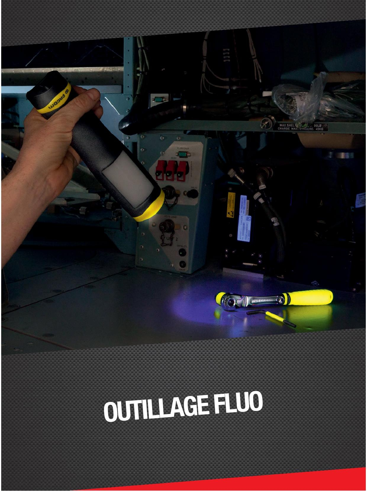 OUTILLAGE FLUORESCENT