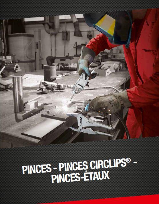 PINCES - PINCES CIRCLIPS® - PINCES-ÉTAUX